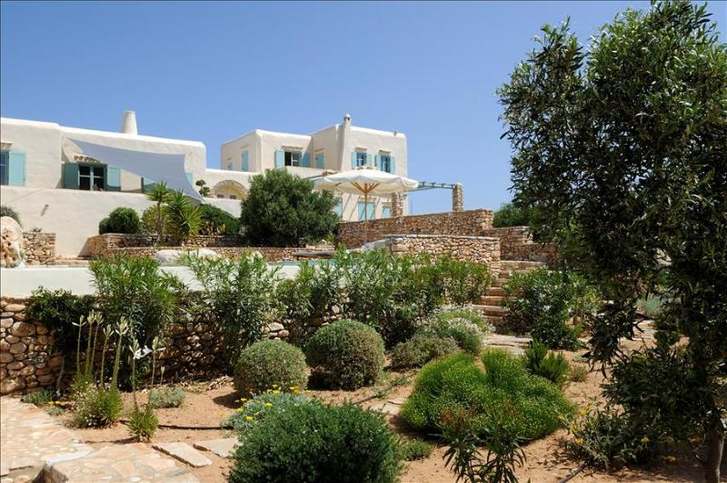 Paros - Gv - Seahorse Estate Villa I on  stunning Seafront location with pool - Image 1 - Paros - rentals