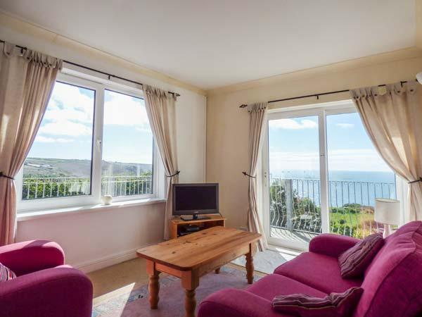 THE LOOKOUT, private beach access, sea views, balcony, pet-friendly, Sennen - Image 1 - Sennen Cove - rentals