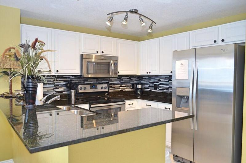 Beautiful Remodeled Kitchen!!! - BRAND NEW, THE MOST DESIRABLE UNIT AT Calypso. - Panama City Beach - rentals
