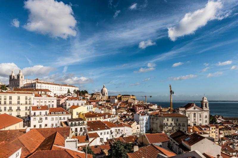 Alfama is in historic center - Image 1 - Lisbon - rentals