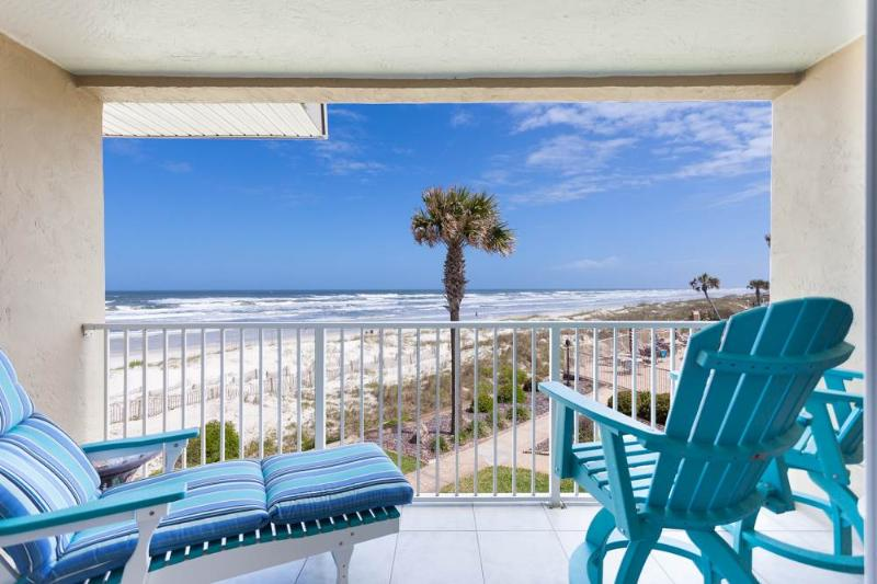 Coquina A 214, 2 Bedrooms, Ocean Front, Pool, WiFi, Sleeps 6 - Image 1 - Saint Augustine - rentals