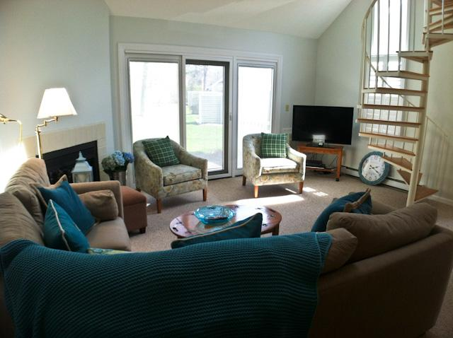 Living area - A-Style, 3 ACs, WIFI & 6 Pool Passes (Fees Apply) - - BI0625 - Brewster - rentals
