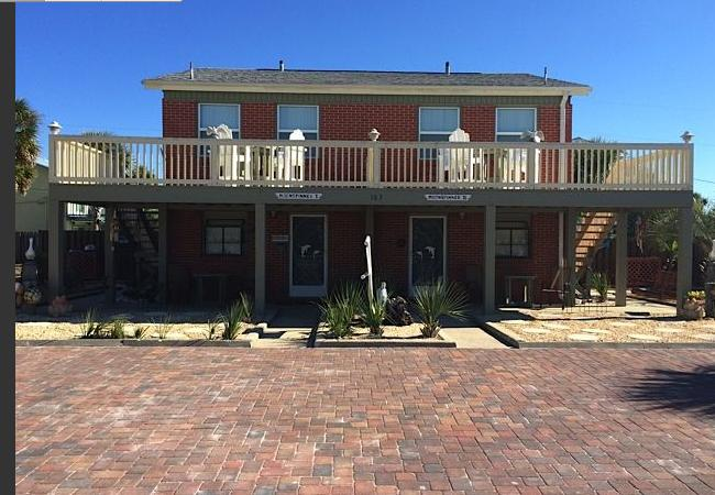 Fish & Stay (Moonspinner)Charming Gulf View - Image 1 - Mexico Beach - rentals