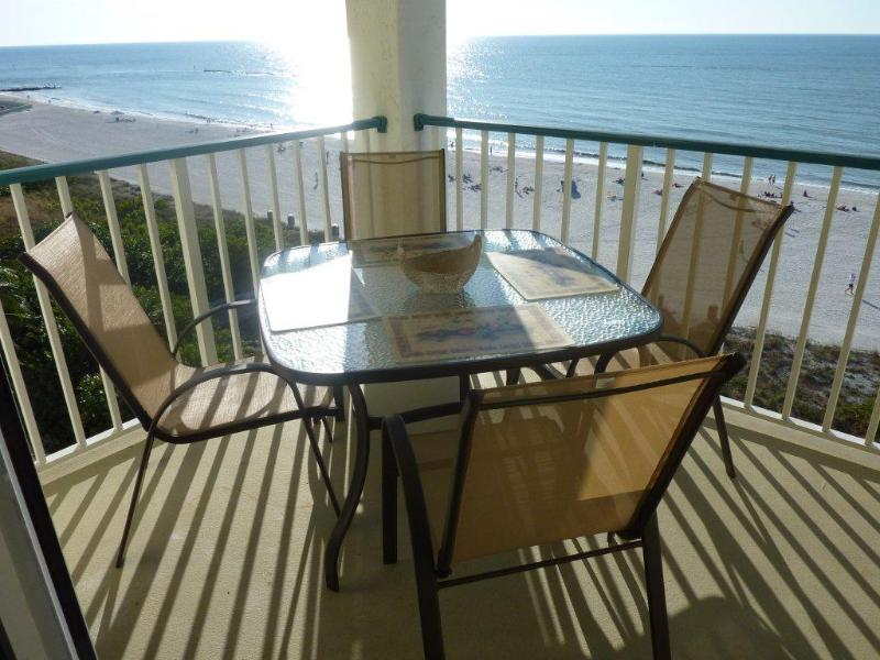 Apollo 704 UPDATED BEACHFRONT CONDO with MANY EXTRAS - Image 1 - Marco Island - rentals