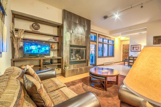 Main Living Area - Howelsen Place B 211 - Steamboat Springs - rentals