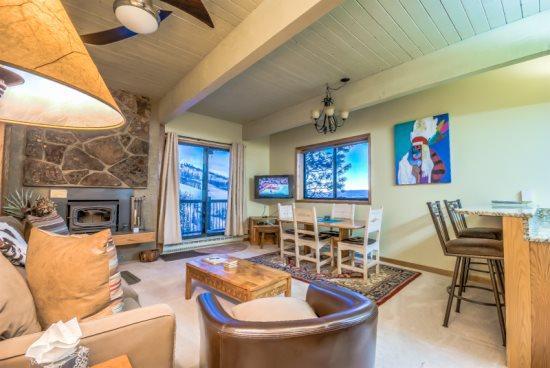 Storm Meadows B211 - Image 1 - Steamboat Springs - rentals