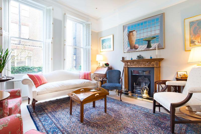 Kensington Townhouse, Queen's Club, 4 bed with garden - Image 1 - London - rentals