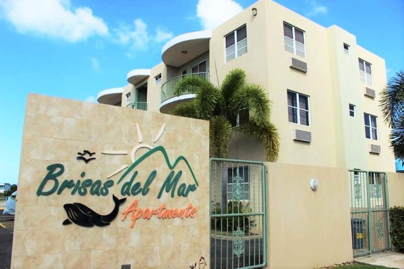 Brisas del Mar Penthouse (3rd floor) Right on 413 - Image 1 - Rincon - rentals