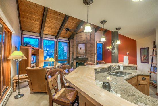 Lodge A304 - Image 1 - Steamboat Springs - rentals