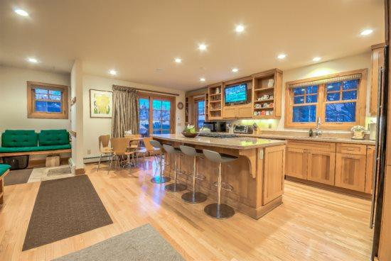 Seventh Heaven Chalet - Image 1 - Steamboat Springs - rentals