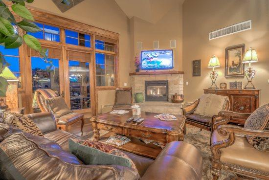 The Highmark Penthouse - Image 1 - Steamboat Springs - rentals