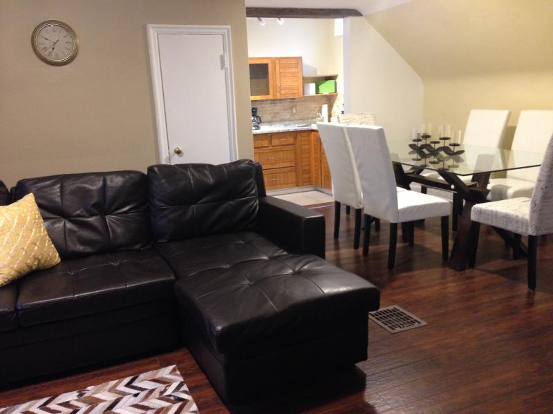 New Exec. Apartmt.  2 BR- Fully Furnished-All Incl - Image 1 - Hamilton - rentals