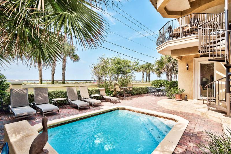 NEW TO THE MARKET - LUXURY GULF FRONT - POOL - Image 1 - Destin - rentals