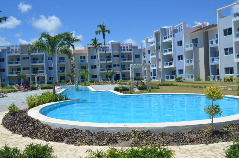 Sol Tropical 2BR, 2BR NEW secure ground floor - Image 1 - Bavaro - rentals