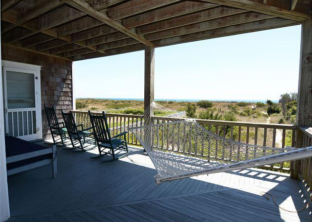 Landis/Smith- Enjoy this lovely turn of the century classic oceanfront cottage - Image 1 - Wrightsville Beach - rentals