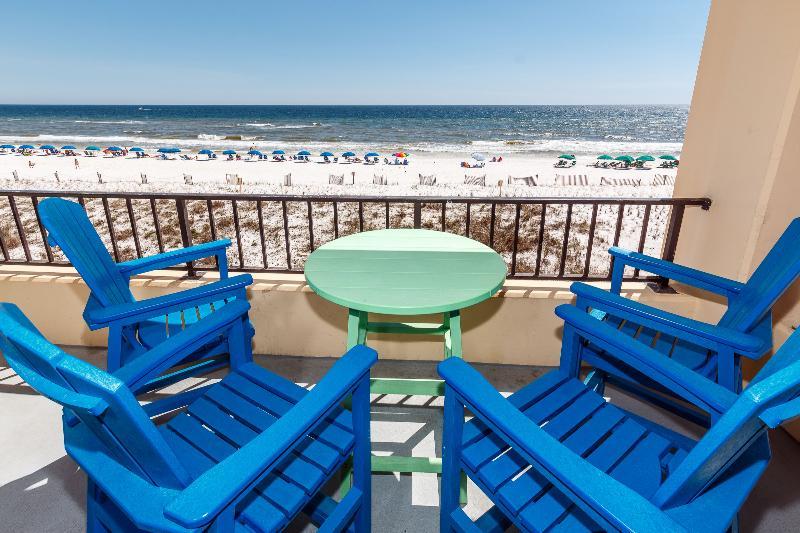 """Surf Dweller Unit 312"" Gorgeous Large Gulf Front Corner Unit! - Image 1 - Fort Walton Beach - rentals"