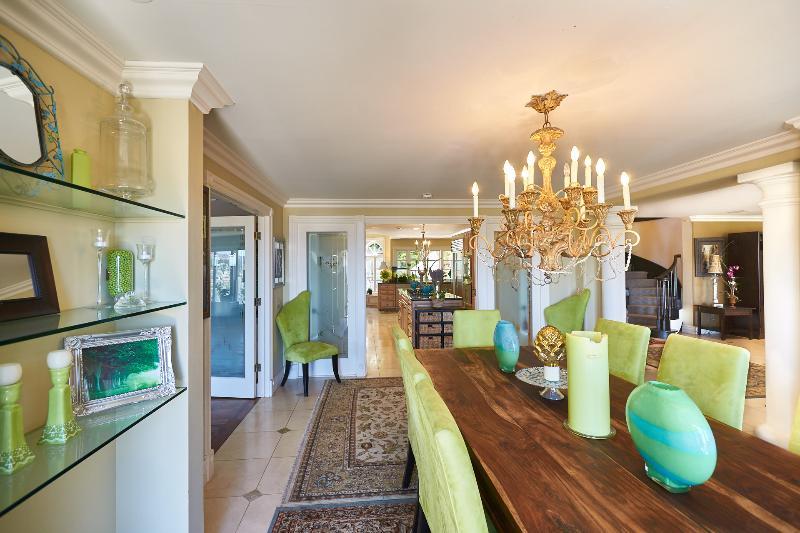 Dining Room - Magnificent Beachfront View Villa 5 Bed 5Bath - Laguna Beach - rentals