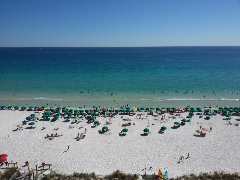 This picture taken off my balcony - Updated Destin Beachfront Vacation Condo - Destin - rentals