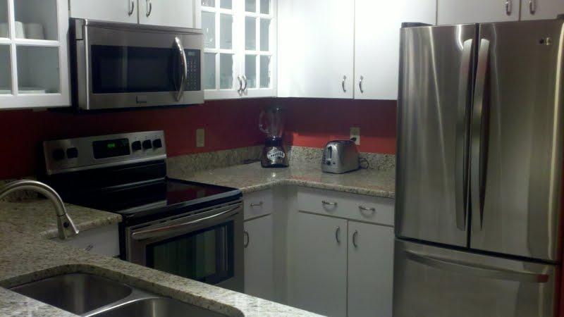 New kitchen - Frazier's Destin Beachfront Condo Rental - Destin - rentals