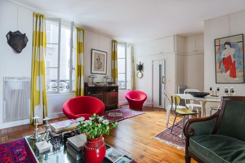 onefinestay - Rue Bayen private home - Image 1 - Paris - rentals