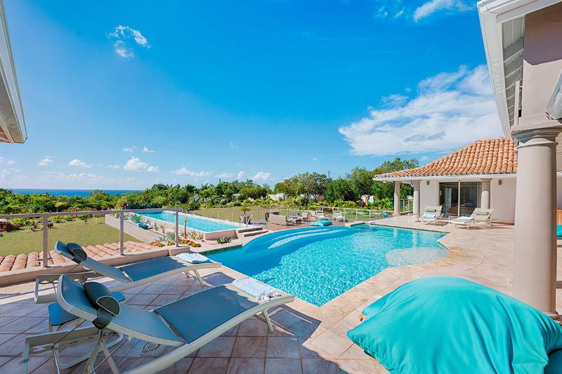 La Bastide, Terres Basses, St Martin  800 480 8555 - LA BASTIDE...affordable luxury, great for couples - Terres Basses - rentals