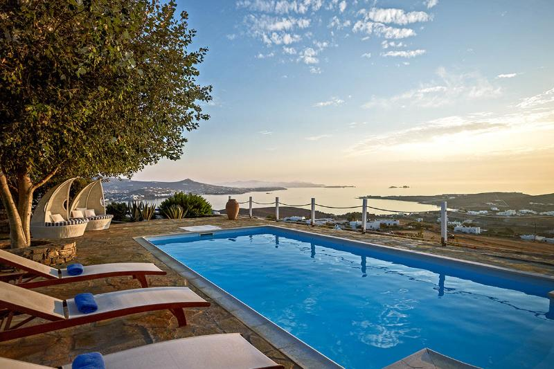 Villa Althea 5, Sleeps 5 - Image 1 - Parikia - rentals