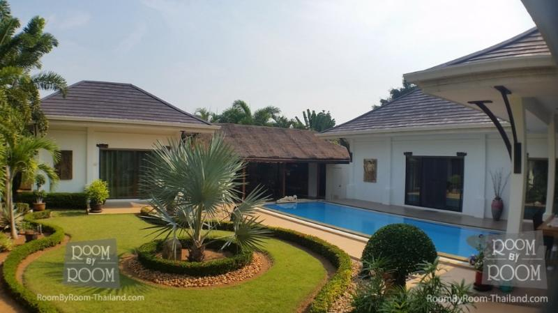 Villas for rent in Hua Hin: V6227 - Image 1 - Hua Hin - rentals