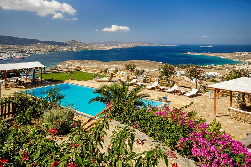 Villa Althea 2, Sleeps 6 - Image 1 - Parikia - rentals