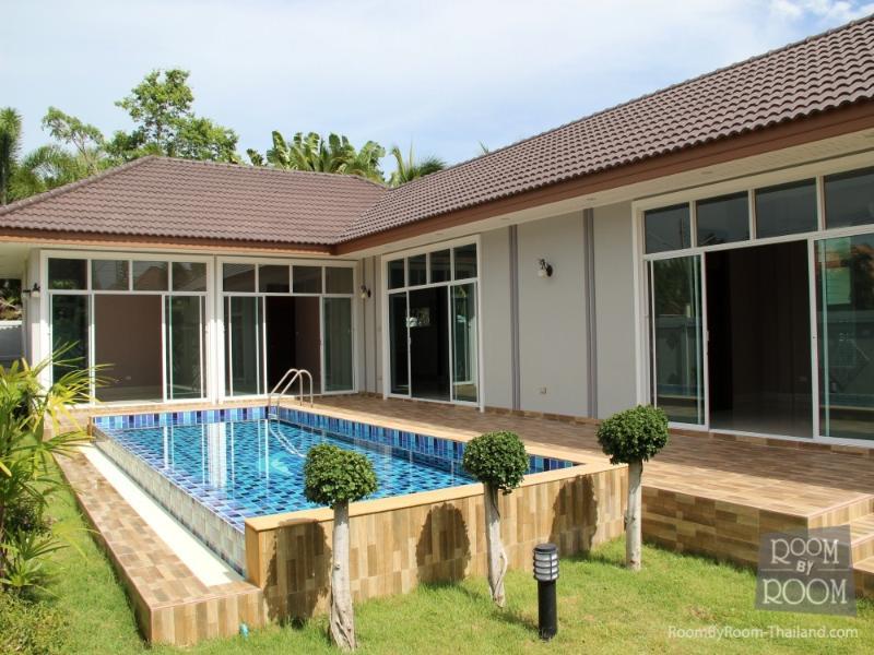 Villas for rent in Hua Hin: V6191 - Image 1 - Hua Hin - rentals