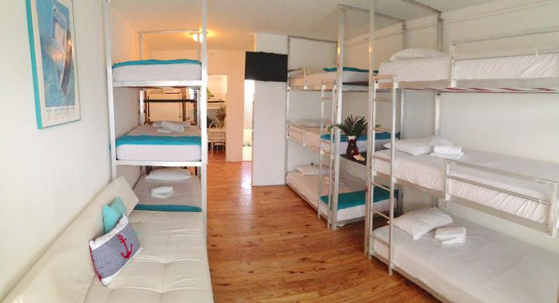 BUNK BED SUITE: POOL-SPA-BBQ.  WALK TO EVERYTHING! - Image 1 - Miami Beach - rentals