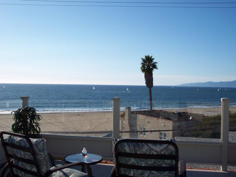 View from the deck, Best View in Los Angeles - OCEAN VIEW SPECTACULAR HOME - Los Angeles - rentals
