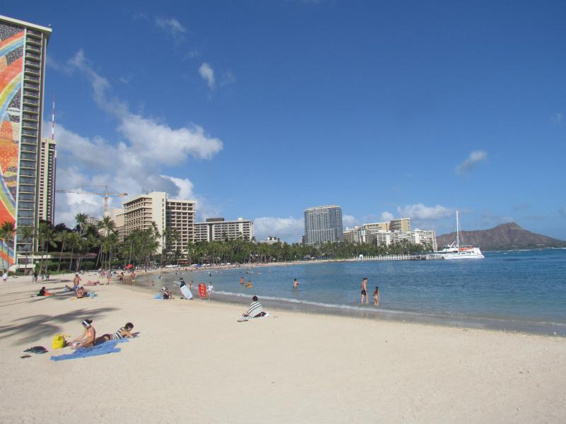 Ilikai Hotel 2 Minutes To The Beach - Image 1 - Honolulu - rentals
