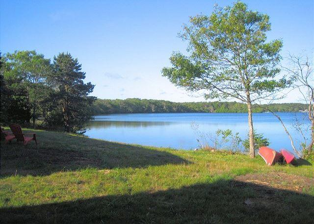 Pond front, three bedroom Cottage on beautiful Seymour Pond in Harwich. - Image 1 - Harwich - rentals