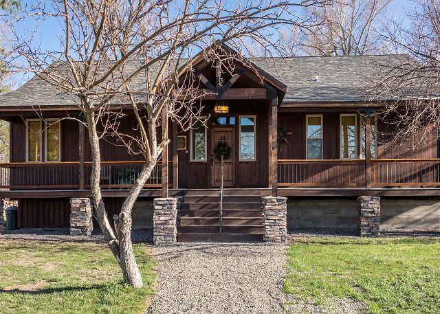 Shields Riverbend Ranch - Image 1 - Livingston - rentals