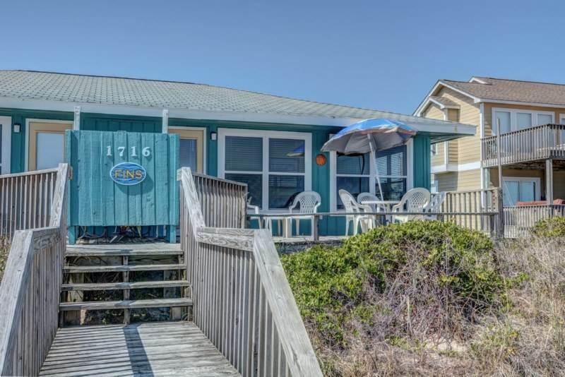 FINS - Image 1 - Surf City - rentals