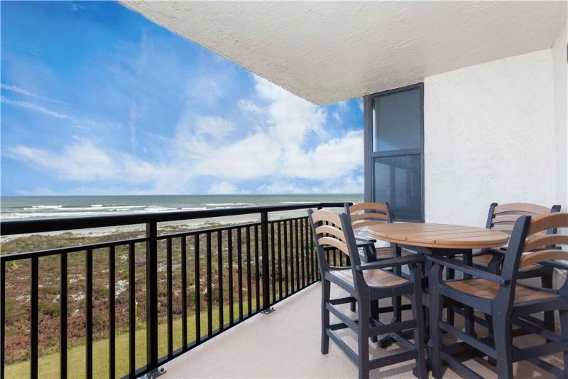 Barefoot Trace 414, 2 Bedrooms, Ocean Front, Pool, WiFi, Sleeps 4 - Image 1 - Saint Augustine - rentals