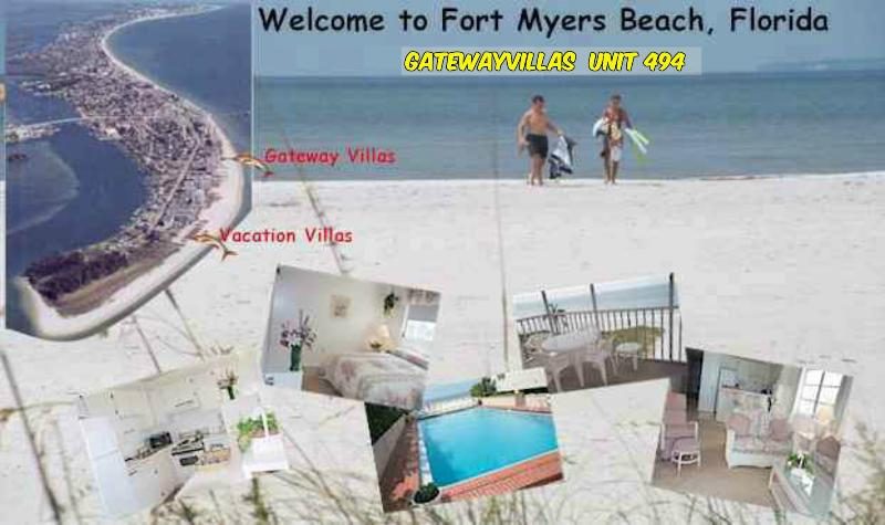 Welcome to luxury condo Gateway 494 - Gateway 494 FortMyersBch - luxury 2Bed/2Bath Condo - Fort Myers Beach - rentals