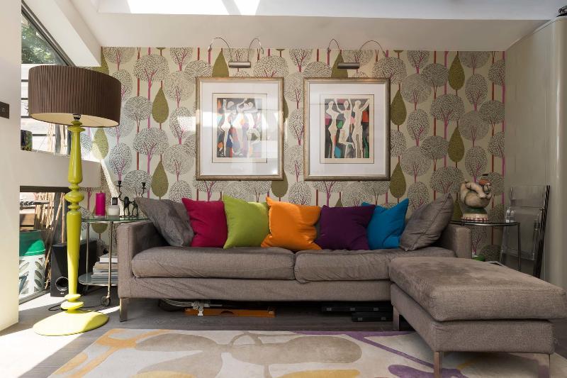 Interior designed 2 bed garden flat, Glenrosa Street, Fulham - Image 1 - London - rentals