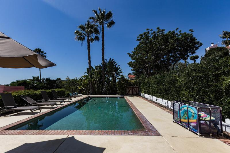 The Pool - TENNIS RANCH RESORT BY THE SEA - Rancho Santa Fe - rentals