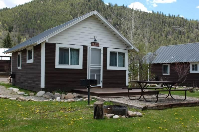 Larger Studio Cabin at Three Rivers Resort in Almont (#10) - Image 1 - Almont - rentals