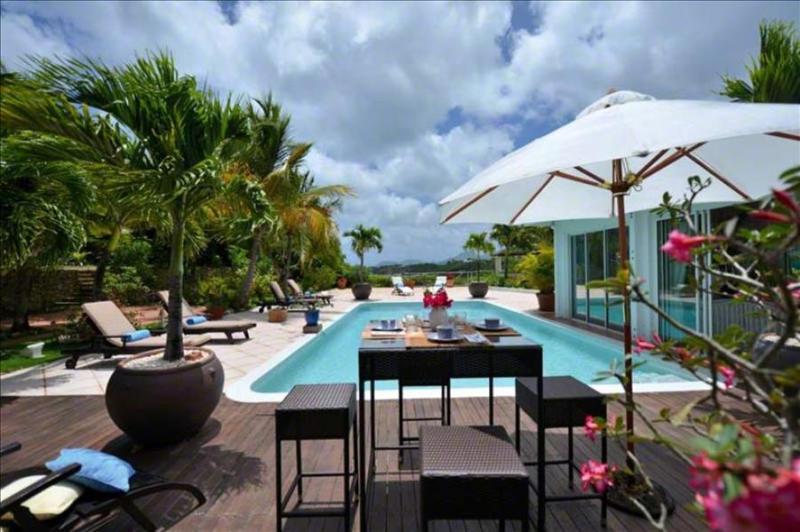 Charming colonial 4 bedroom villa in Terres Basses - Image 1 - Terres Basses - rentals