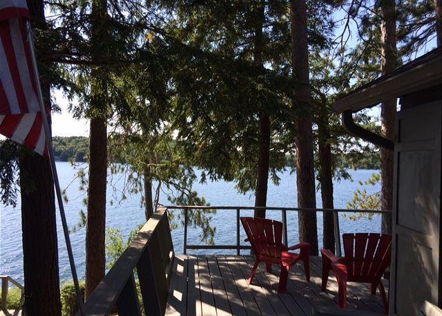 Lake Winnipesaukee waterfront (GIB11Wf) - Image 1 - Meredith - rentals