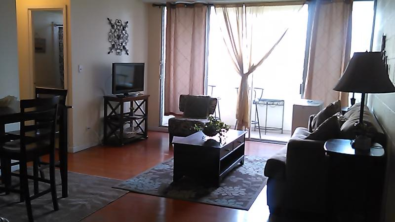 Renovated one bedroom 2 min to the beach - Image 1 - Honolulu - rentals
