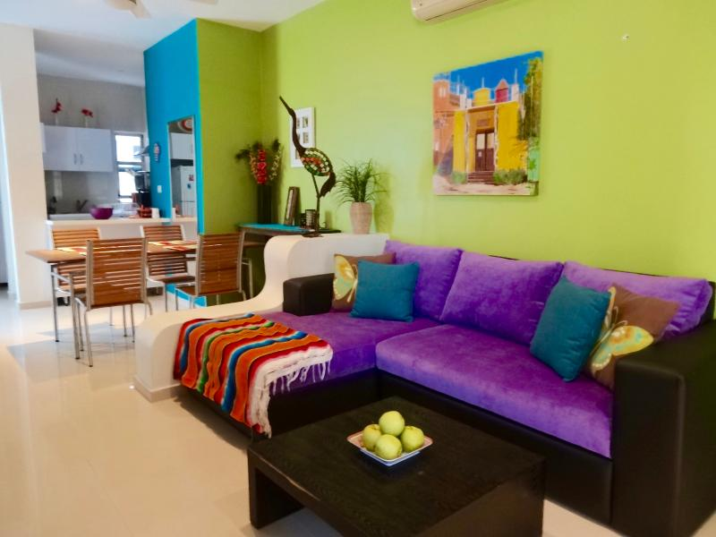 Welcome to TORTUGA 1! - Casa Tortuga 1 - 1 BR condo at Coco Beach - Playa del Carmen - rentals