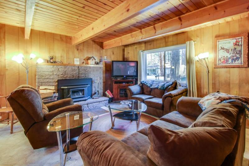 Easy-access alpine home, w/prime location & plenty of room! - Image 1 - South Lake Tahoe - rentals