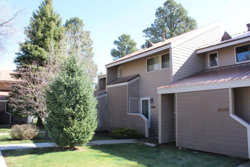 Pines 4011 is a cute, pet friendly vacation condo in Pagosa Springs, close to the golf course. - Image 1 - Pagosa Springs - rentals
