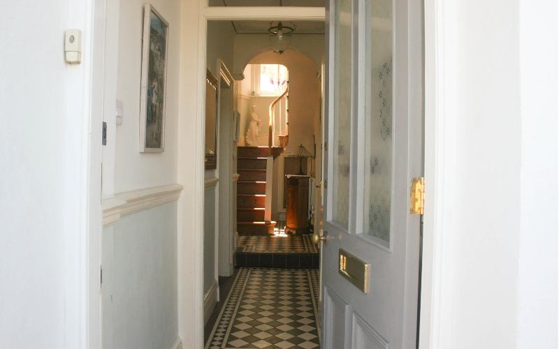 Beautiful entrance way - Milly and Martha - Annie's by the Sea - Saint Ives - rentals