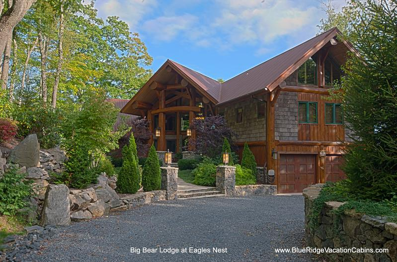 Big Bear Lodge - Big Bear Lodge Eagles Nest Luxury Home*BIG VIEWS - Sugar Mountain - rentals