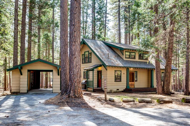 (1A) Wawona Retreat - (1A) Wawona Retreat - Yosemite National Park - rentals