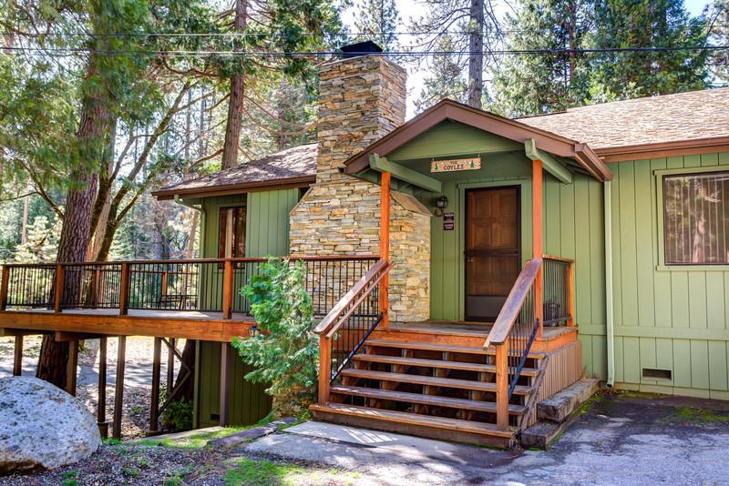 (40) Coyle's Cabin - (40) Coyle's Cabin - Yosemite National Park - rentals
